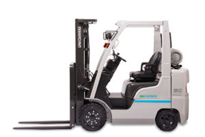 Unicarriers Forklift Stone Equipment