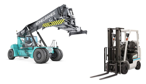 New and used Forklifts