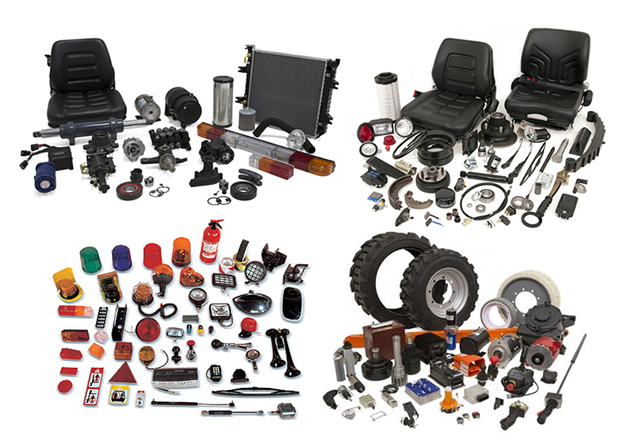 parts stone equipment