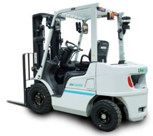 Unicarriers Truck
